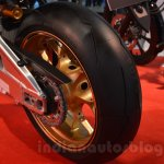 Honda CBR 1000RR SP rear wheel detail live