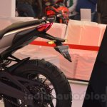 Honda CX-01 Concept Auto Expo 2014 rear end