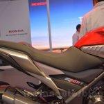 Honda CX-01 Concept Auto Expo 2014 seat