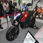Honda CX01 Concept front three quarter view