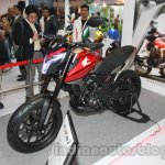 Honda CX01 Concept front three quarters