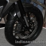 Honda CX01 Concept front wheel disc brake