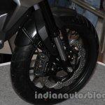 Honda CX01 Concept front wheel disc brake