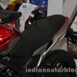 Honda CX01 Concept rear section