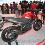 Honda CX01 Concept rear three quarters right