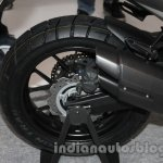 Honda CX01 Concept rear wheel disc brake