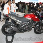 Honda CX01 Concept side