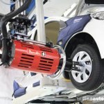 Honda Cars India Tapukara Plant wheels bolting live