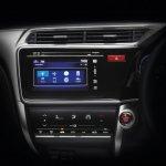 Honda City touchscreen press shot