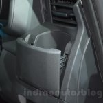 Honda Jazz adjustable cupholder at 2014 Auto Expo