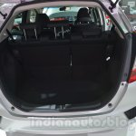 Honda Jazz boot at 2014 Auto Expo