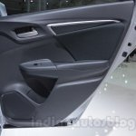 Honda Jazz rear door trim at 2014 Auto Expo