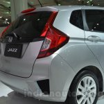 Honda Jazz rear section at 2014 Auto Expo