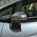 Honda Jazz side mirror at 2014 Auto Expo