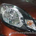 Honda Mobilio headlamp at Auto Expo 2014