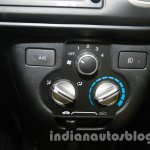 Honda Mobilio aircon knob at Auto Expo 2014