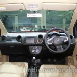 Honda Mobilio dashboard at Auto Expo 2014