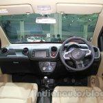 Honda Mobilio dashboard at Auto Expo 2014