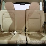 Honda Mobilio rear seat at Auto Expo 2014