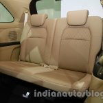 Honda Mobilio third row seat at Auto Expo 2014