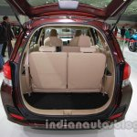 Honda Mobilio boot open at Auto Expo 2014