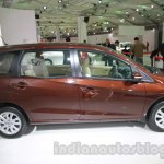 Honda Mobilio side at Auto Expo 2014