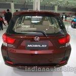 Honda Mobilio rear at Auto Expo 2014