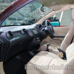 Honda Mobilio front seats at Auto Expo 2014