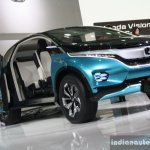 Honda Vision XS-1 crossover concept doors open live