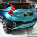 Honda Vision XS-1 crossover concept rear three quarter live