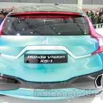 Honda Vision XS-1 rear at Auto Expo 2014