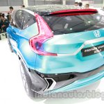 Honda Vision XS-1 rear three quarters left at Auto Expo 2014