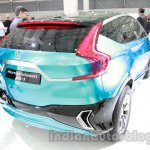 Honda Vision XS-1 rear three quarters right at Auto Expo 2014