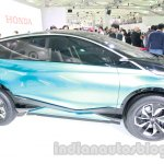 Honda Vision XS-1 side at Auto Expo 2014