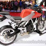 Hyosung GD 250N rear three quarters left at Auto Expo 2014
