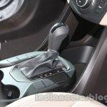 Hyundai Santa Fe at Auto Expo 2014 gear shifter