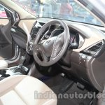Hyundai Santa Fe at Auto Expo 2014 interior