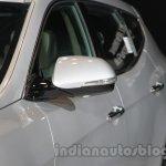 Hyundai Santa Fe at Auto Expo 2014 mirror