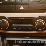 Hyundai Xcent aircon knobs live image
