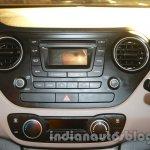 Hyundai Xcent audio system live image