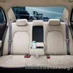 Hyundai Xcent center armrest rear