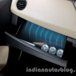 Hyundai Xcent chilled glovebox