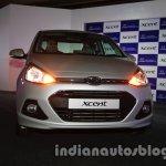 Hyundai Xcent front exterior