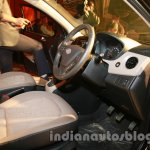 Hyundai Xcent front seats live image