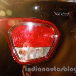 Hyundai Xcent live image taillamp
