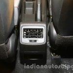 Hyundai Xcent rear AC vent live image