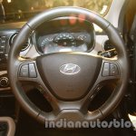 Hyundai Xcent steering wheel live image
