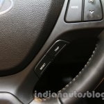 Hyundai Xcent steering wheel right live image