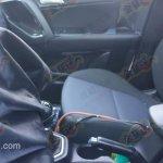 Hyundai ix25 interior spy shot