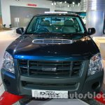 Isuzu D-MAX Space Cab at Auto Expo 2014